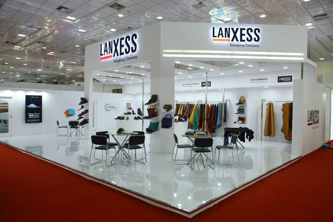 High-quality products for leather manufacturing by LANXESS