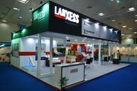 LANXESS stall at Water Today Expo 2016