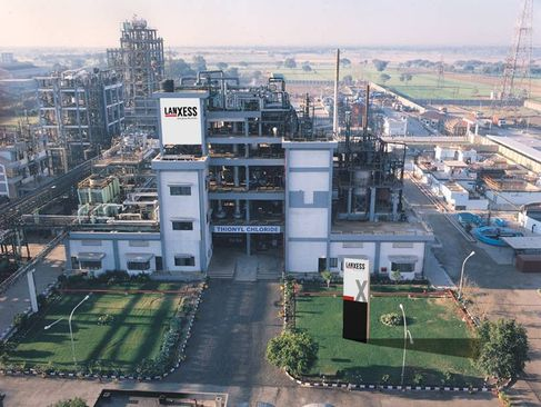 The core business of LANXESS India: plastics, rubber